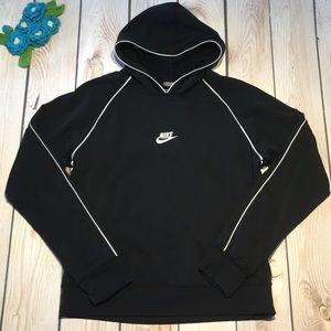 Nike women's dri-fit stretchy hoodie